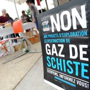 Deux Français sur trois contre le gaz de schiste