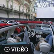 Ma soirée au Drive-in du Grand Palais