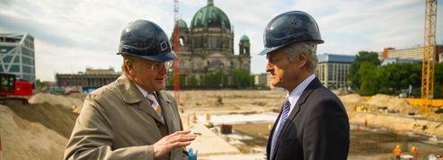 Berlin reconstruit le château des Hohenzollern
