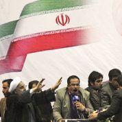 Les jeunes Iraniens se défient des urnes