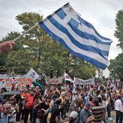 Athènes tente d'éviter une crise politique