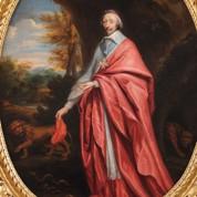 Vente d'un portrait inédit de Richelieu