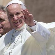 Des députés français reçus par le Pape