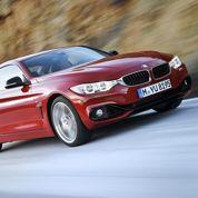 BMW Série 4: le coupé va de pair