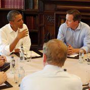 Obama à Berlin pour des retrouvailles douces-amères