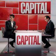 Hollande sur M6: gros espoir, flop d'audience