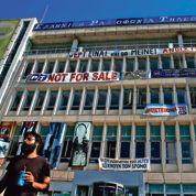 L'État grec maintient les écrans noirs