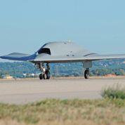 Drone: le nEUROn en première mondiale