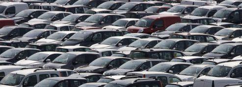 Le parc automobile français continue à vieillir