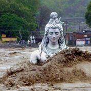 Mousson précoce en Inde