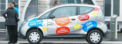 Autolib' revoit ses tarifs pour attirer de nouveaux clients