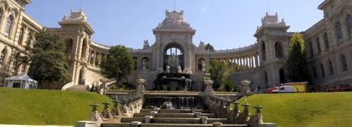 Marseille: deux palais retrouvés