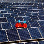 Coup d'arrêt à la filière solaire en France