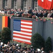 Discours des présidents américains à Berlin