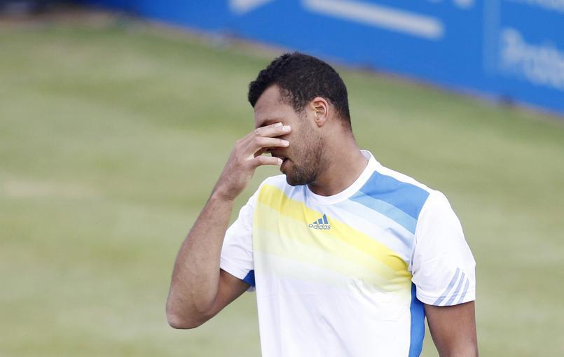 Le daltonisme de Tsonga «n'est pas gênant»