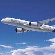 Airbus mène la danse avec l'A380 et l'A350