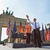 Obama à Berlin dans les pas de JFK