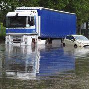 Les orages frappent le nord de la France