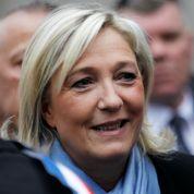 Partielle: Le Pen vise l'électorat de gauche