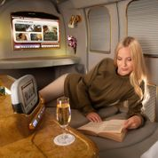Emirates, meilleure compagnie au monde