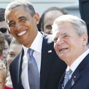 À Berlin, Obama sur les traces de Kennedy