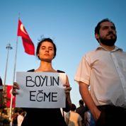 La révolution immobile des Turcs