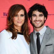 Darren Criss et Kristen Wiig sur les Champs