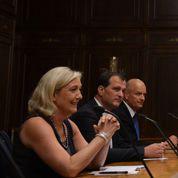 Moscou déroule le tapis rouge pour Le Pen