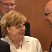 Dominant les sondages, Merkel assèche le SPD