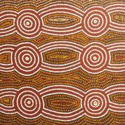 La peinture aborigène dans tous ses éclats