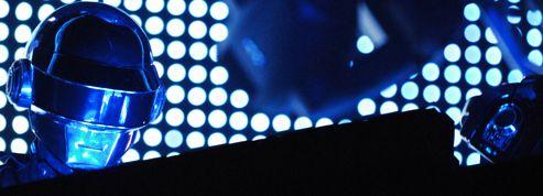 Daft Punk voyage dans le temps avec PV NOVA