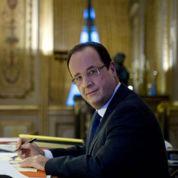 François Hollande, Le Pouvoir en berne