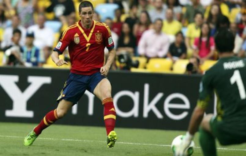 L'Espagne s'est fait plaisir