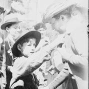 Paris vu par des boy scouts américains