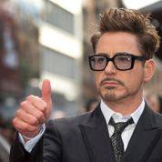 Robert Downey Jr reste encore Iron Man