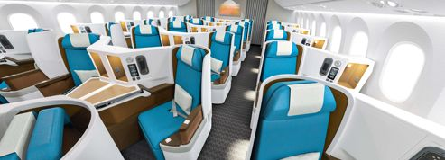 De nouvelles classes affaires pour réenchanter les vols