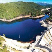 EDF inaugure son 1er barrage depuis 20 ans