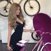 Zahia affole la vente de vélos Artybike