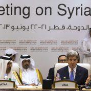 Syrie : des armes russes arrivent régulièrement