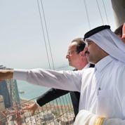 Hollande veut plus de transparence avec Doha