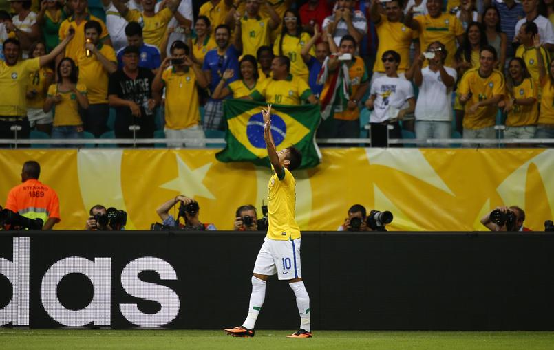 Neymar, «un génie»