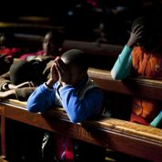 L'Afrique du Sud prie pour Nelson Mandela