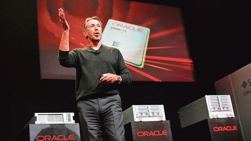 Oracle s'allie à Microsoft dans le cloud computing