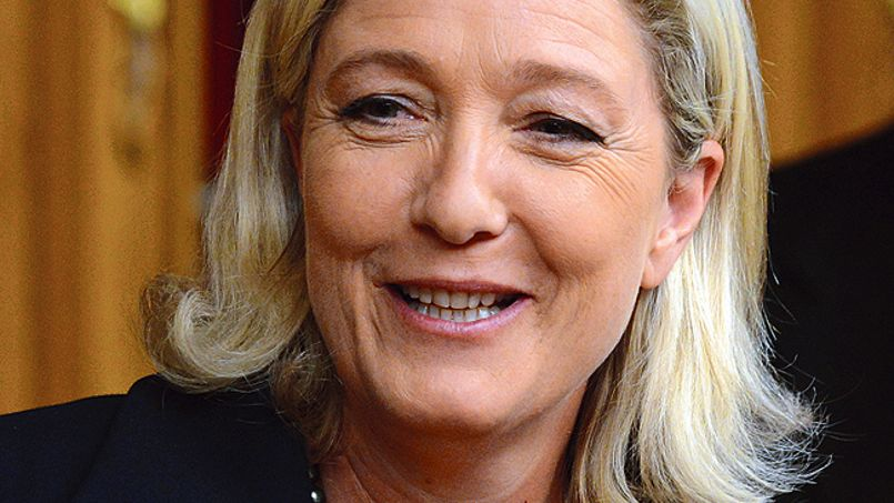 Marine Le Pen s'estime renforcée pour les municipales