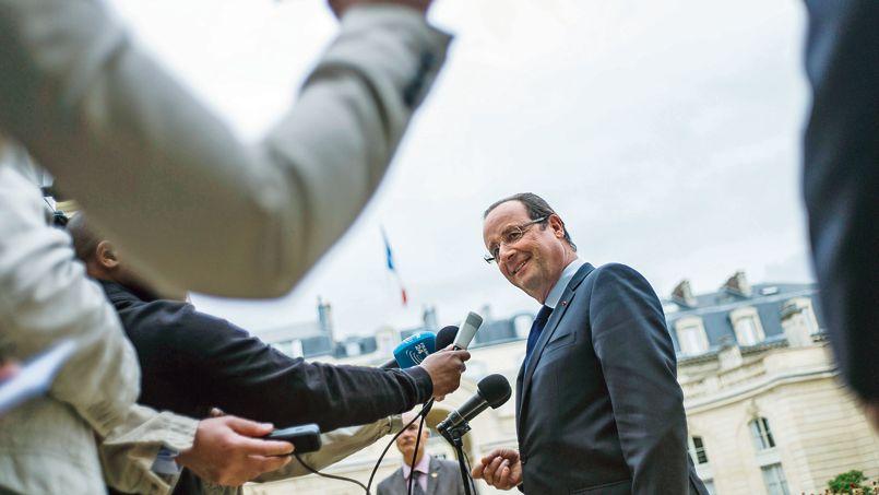 Après Villeneuve-sur-Lot, Hollande veut rejouer l'union de la gauche