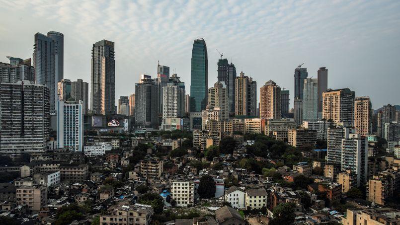Chine : l'urbanisation à marche forcée