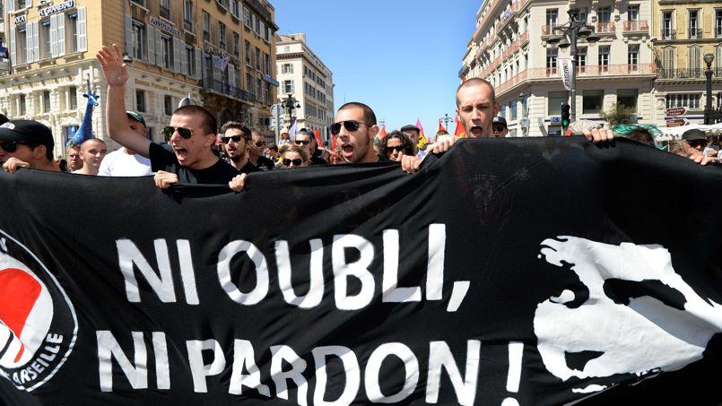 Plusieurs manifestations antifascistes ont eu lieu ce week-end en mémoire de Clément Méric