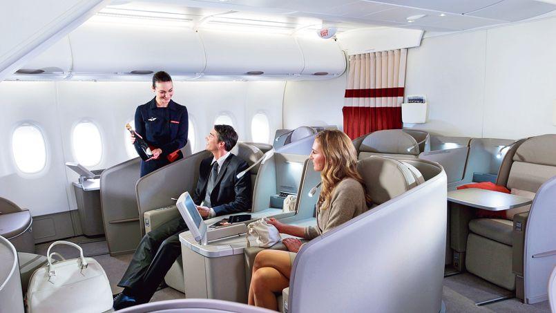 Air France: 1milliard d'euros pour le service client