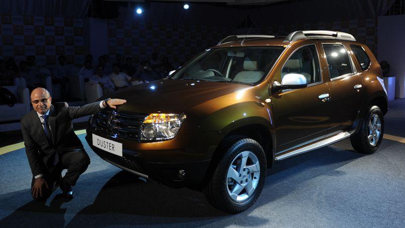Renault : un véhicule low-cost en tête des ventes dans le monde
