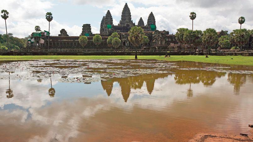 Le passé d'Angkor révélé par le laser